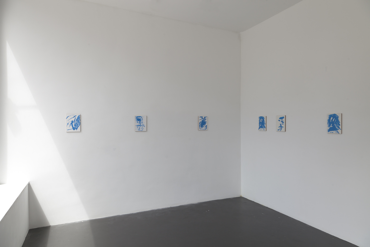 Augustin Delloye, exhibition view, Mixed Grill